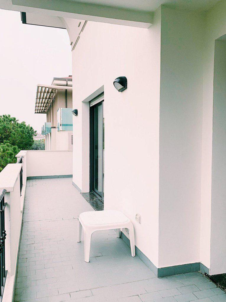 Balcone residence rimni